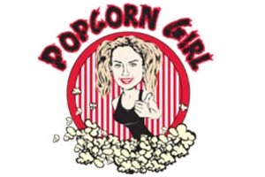 Nevada Industry Excellence Client: Popcorn Girl Company Logo