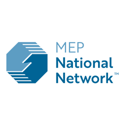 Picture of MEP National Network Logo